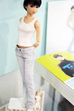 momoko DOLL as 山田二矢(from To-y)