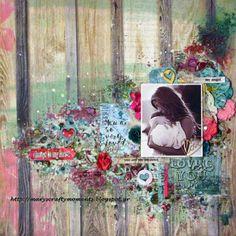Mary's Crafty Moments: My Angel