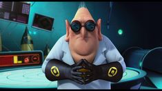 Despicable Me Characters | Despicable Me Dr. Nefario