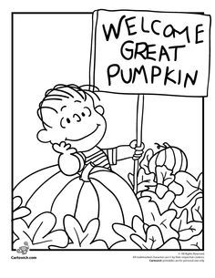 Charlie Brown halloween embroidery pattern - Google Search