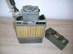 Autophon SE 19 Funkgerät m Sprechkopf AM 19 BOS-Funk Swiss Made