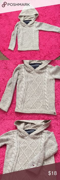 toddler boys Tommy Hilfiger sweater Worn once! Bought too small Tommy Hilfiger Shirts & Tops Sweaters