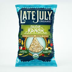 Late July-Branding & Tortilla Chip Packaging #Chips #Dips #Salsa #Potato #Kettle #Corn #Rice