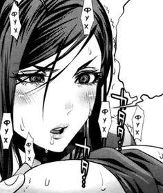 Anime Henti, Yandere Anime, Anime Comics, Kawaii Anime, Anime Art Girl, Manga Art, Anime Lineart, Ahegao, Comic Art Girls