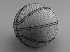 Basketball Ball - 3ds Max Modeling Tutorial