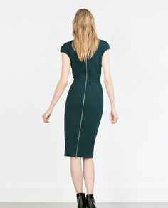 Image 5 of LONG TUBE DRESS from Zara