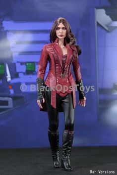 ACPLAYFemale Scarlet Witch Combat Version from The Avengers