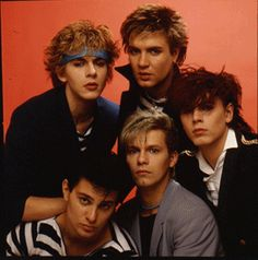 Duran Duran....The year was 1981, my introduction to British music! DD FOREVER!!!! I love John Taylor!