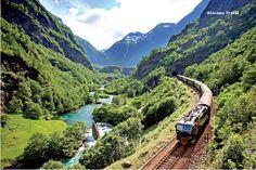 Viaggio in treno: Bergen e Flam Railway