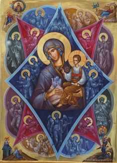 Religious Icons, Religious Art, Ancient Architecture, Art And Architecture, Russian Culture, Jesus Art, Mary And Jesus, Byzantine Icons, Catholic Art