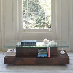 Bizzarro Coffee Table - Rectangular - Coffee Tables - Tables - Products
