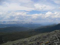 Pasque Mountain Northwest
