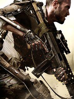 Call of DutyⓇ: Advanced Warfare Guerra Total, Custom Consoles, All Video Games, Advanced Warfare, Future Soldier, Trailers, Gamers, Call Of Duty Black, Game Calls