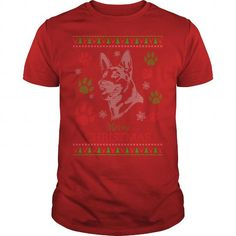 Cool   Low cost -  Ugly Christmas Sweater-style Printed Tee T shirts