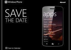 Just in case June wasn't busy enough for mobile app developers, between Apple's WWDC and Google I/O, Microsoft has thrown its hat into the ring. It's scheduling a Windows Phone Developer Summit in San Francisco for June 20th and 21st, just a week before Google's meetup