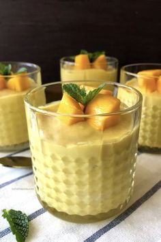 Welcome to Simple Sumptuous Cooking, a vegan cooking blog! Here's a quick recipe for Vegan Mango Mousse.