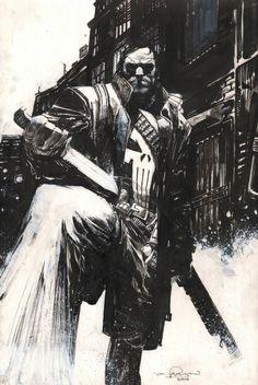 The Punisher - Gerardo Zaffino