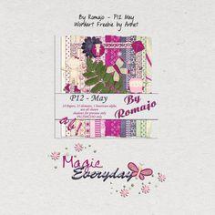 Scrapbooking TammyTags -- TT - Designer - By Romajo, TT - Item - Word Art, TT - Style - Cluster
