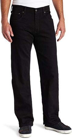 fa2fdcba35e Best Jeans for 50-year-old men - fashionCosmics Closure, Black Jeans,