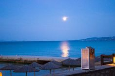 Moonlight..CHALKIDIKI GREECE ;)