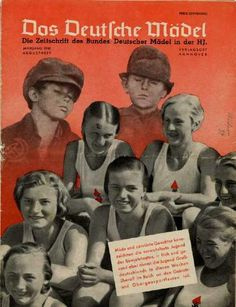 Das deutsche Mädel (Eng: The German Girl or Maiden) was the Nazi propaganda magazine aimed at German girls, particularly members of League of German Girls