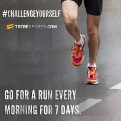 Challenge Yourself on Tribesports.com | #fitspo #fitness #challengeyourself #jointhetribe #inspiration #motivation #fit #body #improvement #tribesports #exercise