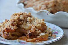 Favorite Apple Crisp - A Bountiful Kitchen