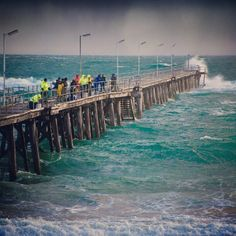 Really stormy tonight in Adelaide, Australia! #port #noarlunga #reef #pier #sea #stormy #adelaide #australia #cold #fishing - @kevinmunro- #webstagram