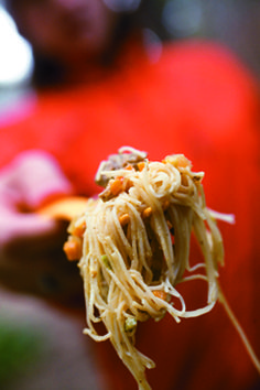 Backpacker Blogs - Trail Chef: Spicy--and ultralight!--Curry Noodles