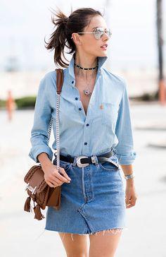La particular 'fashion week' de Alessandra Ambrosio - Foto 3