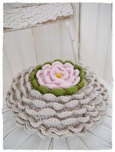 almofada flor ou ptalas