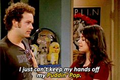 """Her nicknames for him were too cute. 