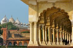 DIVAN-i-KHAS Agra, Taj Mahal, Building, Travel, Palaces, Buildings, Viajes, Destinations, Traveling