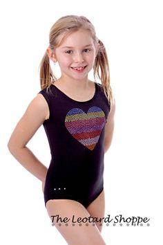 072e63d3c Gymnastics Leotard Girls Purple Mystique Unicorn Pegasus Horse ...