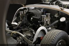 RS Spyder 550 / PORSCHE - V12 GT - L'émotion automobile