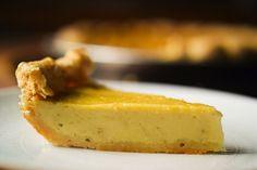 Nutmeg-maple cream pie (Photo: Francesco Tonelli for The New York Times)