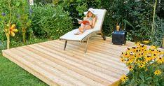 Build wooden pedestal in the garden Landscape Design Plans, Landscape Architecture Design, Concept Architecture, Facade Architecture, Residential Architecture, House Landscape, Outdoor Furniture Sets, Outdoor Decor, Outdoor Bars