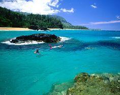 Secrets Beach - Kauai