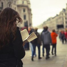 Bookish Girl 1