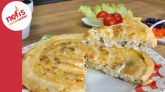 ✿ ❤ ♨ Tavada Pratik Su Böreği Tarifi | Kolay - Pratik Peynirli Su Böreği