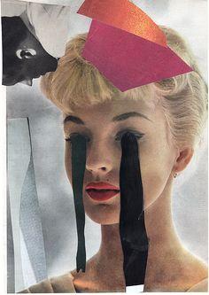 Charles Wilkin, Say Say Say, 2013 artists, collag art, charl wilkin, collage art, saatchi, collages, design blogs, artist charl, wilkin collag