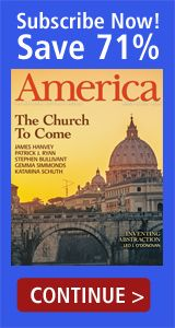 The Rev. James Martin, S.J., is a Jesuit priest, author and editor at large at America, The National Catholic Review.