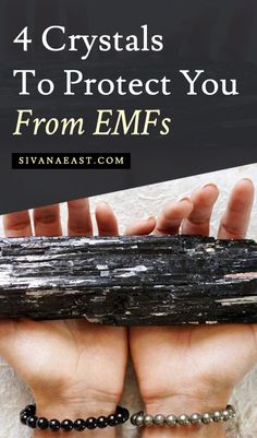I recently received a message from my electric company that alerted me about EMFs, Electric and Magnetic 'Fields' or 'Frequencies', as it's referred to in Crystal Uses, Crystal Magic, Crystal Healing Stones, Crystals Minerals, Crystals And Gemstones, Stones And Crystals, Gem Stones, Alternative Health, Alternative Medicine