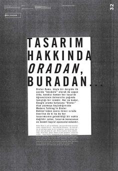 Yazı: Emre Özgüder http://www.facebook.com/papertagmagazine