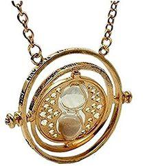 Oferta: 2.79€. Comprar Ofertas de H & H UK Tiempo Turner Collar Wizardry falcoa horcrux Reloj de Arena Colgante en Rojo Terciopelo barato. ¡Mira las ofertas!