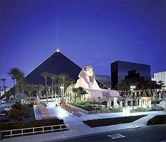 Luxor Hotel and Casi