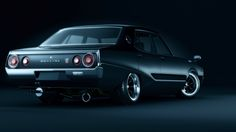 ///KarzNshit///: 1974 Nissan Skyline cg110