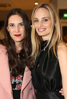 Tatiana Santo Domingo and Lauren Santo Domingo