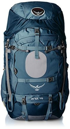 Osprey Women's Ariel 75 Backpack, Deep Sea Blue, Small ---> LEARN ADDITIONAL DETAILS @: http://www.best-outdoorgear.com/osprey-womens-ariel-75-backpack-deep-sea-blue-small/