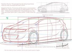 Car Design Academy : Everyone can improve sketching | Car Sketch Technic Course